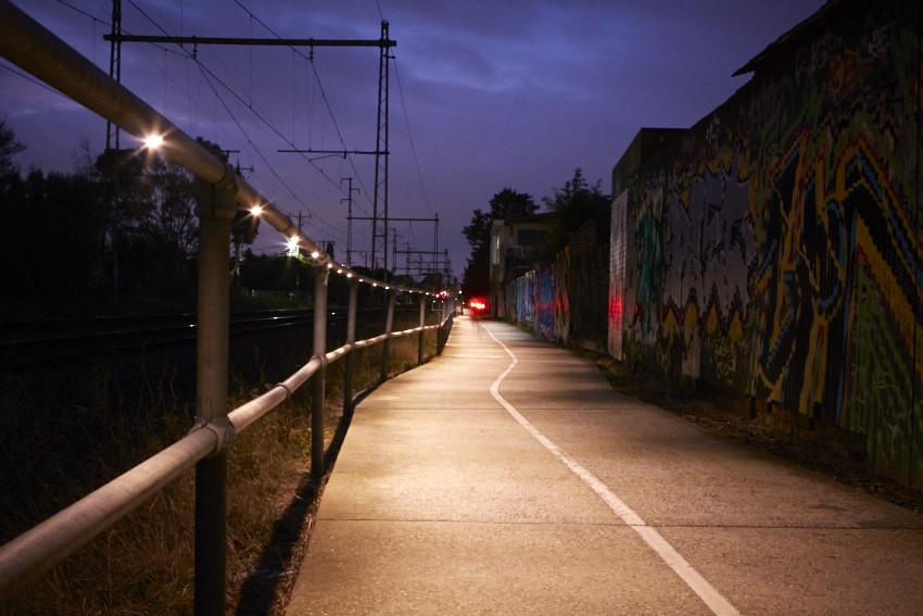 Upfield Bike Path