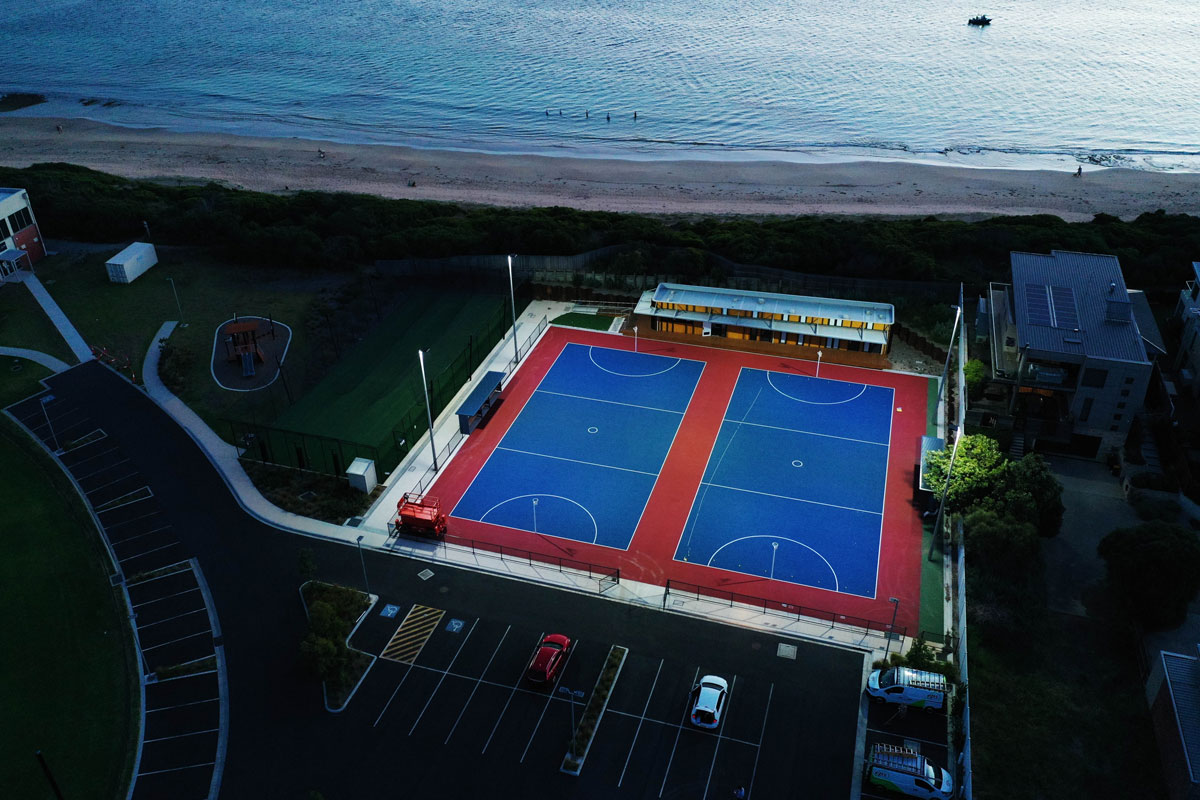 Queenscliff Sports and Recreation Precinct