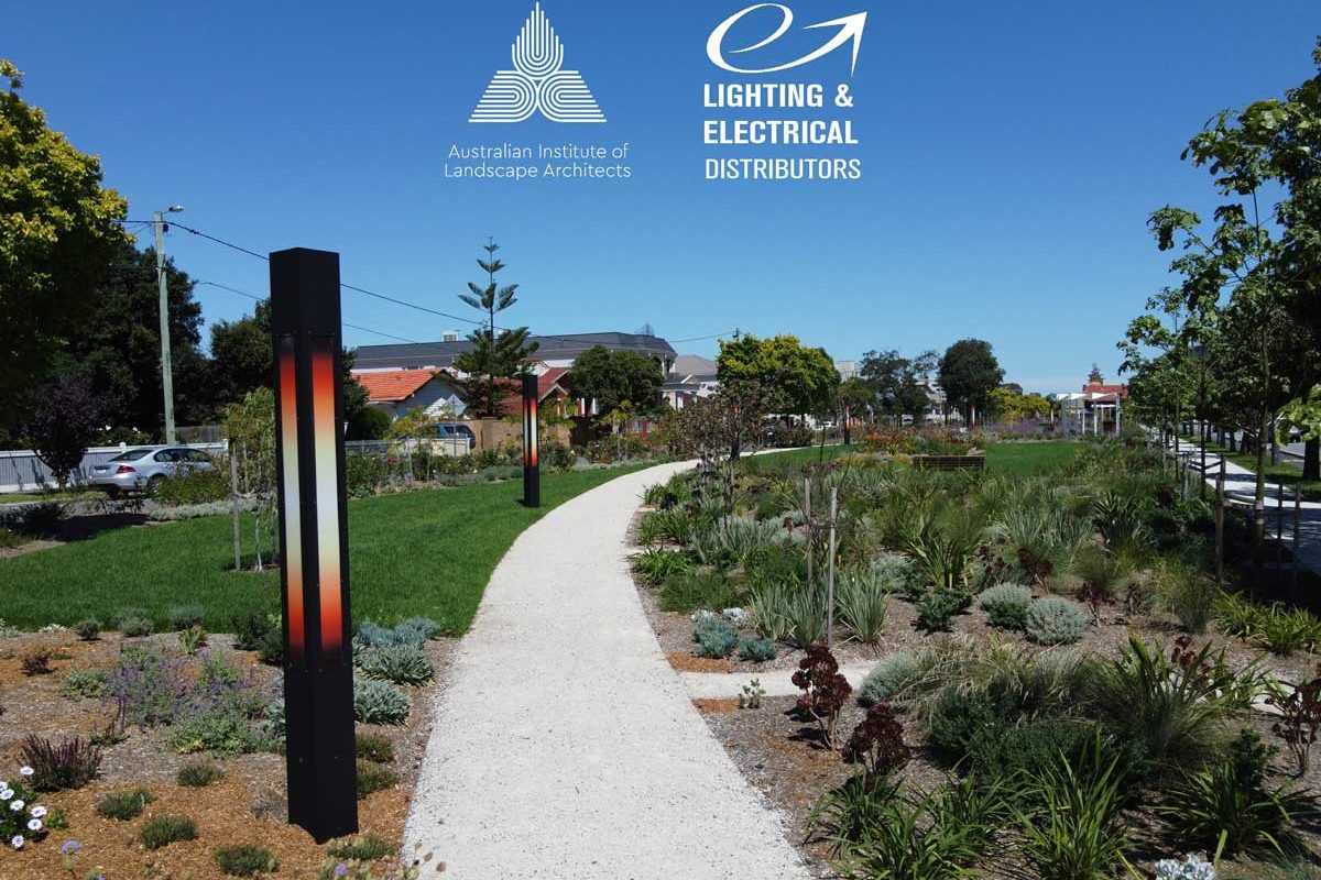 Lighting and Electrical Distributors partners with Australian Institute of Landscape Architects